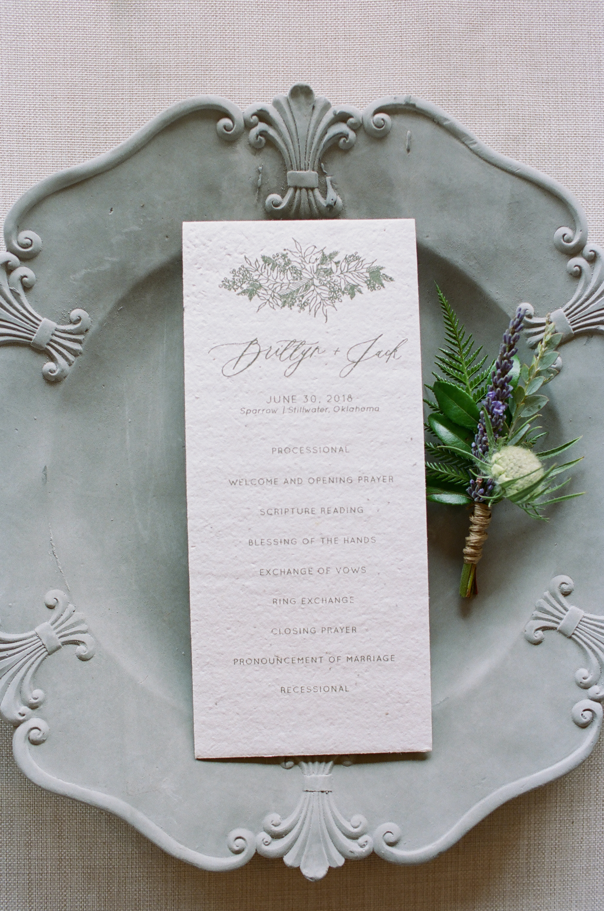 Eco-Friendly Wedding Day