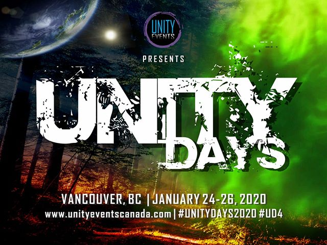 🚨#UNITYDAYS2020 passes and extras on sale now! Hit the link in bio to purchase. 💯 Join Bob Morley, Tasya Teles, Luisa d'Oliveira, Sachin Sahel, Jessica Harmon, Sara Thompson, & many more guests to be announced!  Tag your #UnityKru in the comments!