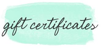 Massage Gift Certificates Niceville FL