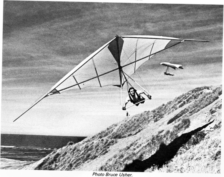 how they flew long reef in the 70's