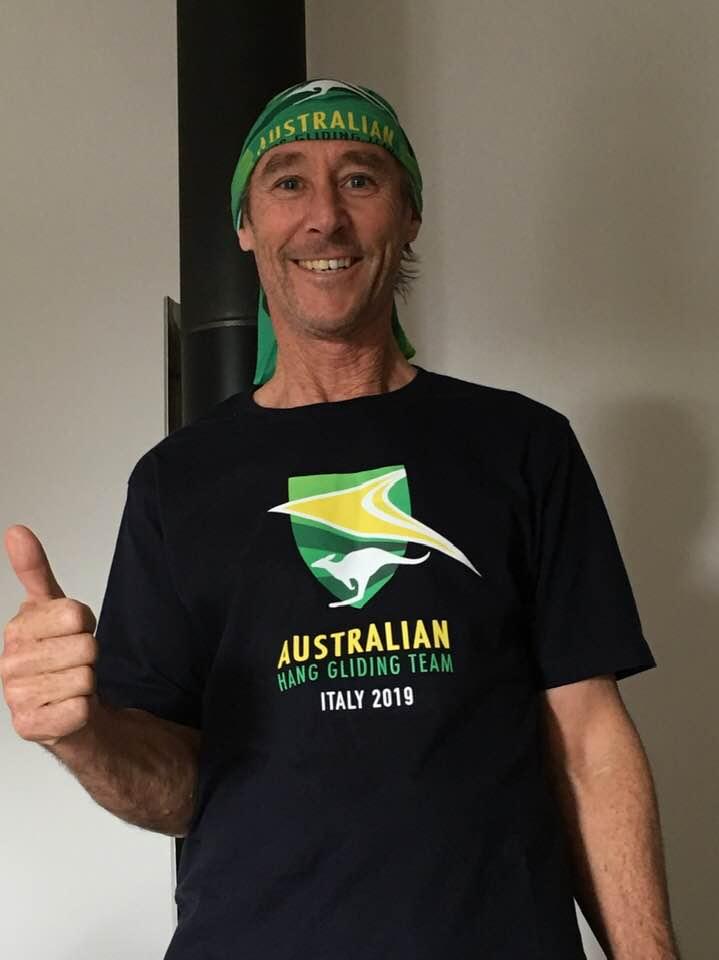 NSW pilots to head up World Championship Hanggliding team