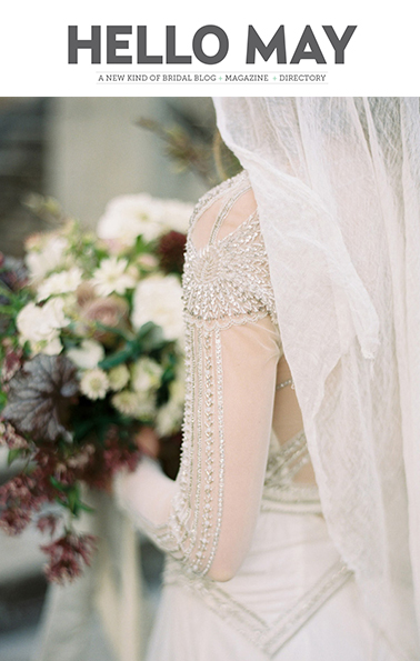 Gwendolynne Phoebe wedding dress - Katie Grant Photography - Hello May