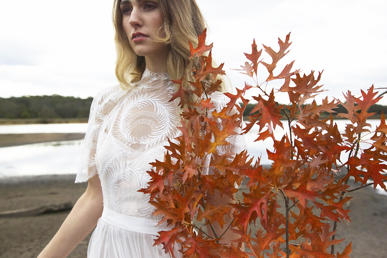 Sparrow Wedding Dress with Autumn leaves with lake 3 LOW RES .jpg