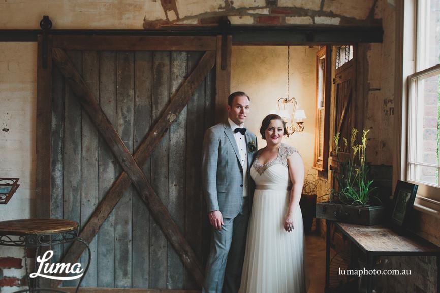 Richelle wearing the Gwendolynne Libby wedding dress.jpg