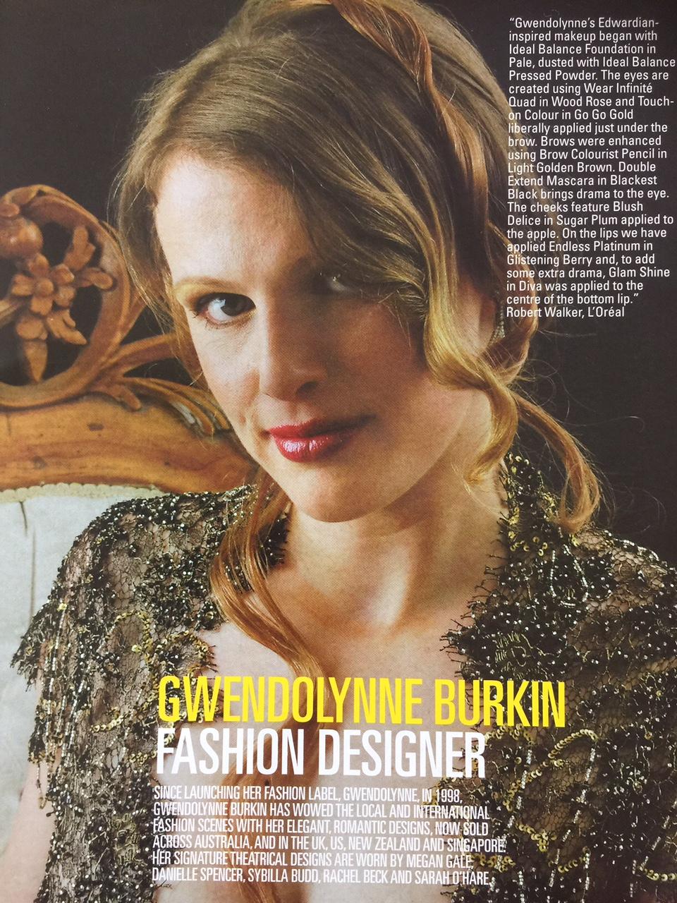 Gwendolynne Burkin Fashion Designer for L'Oreal.jpg