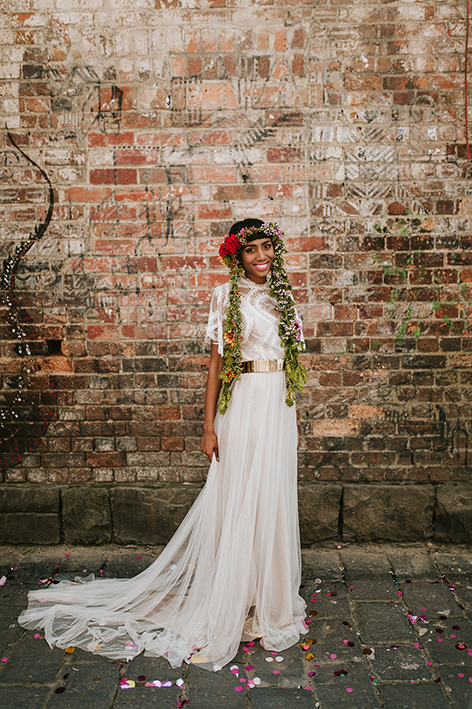 Sparrow Gwendolynne Wedding Dress