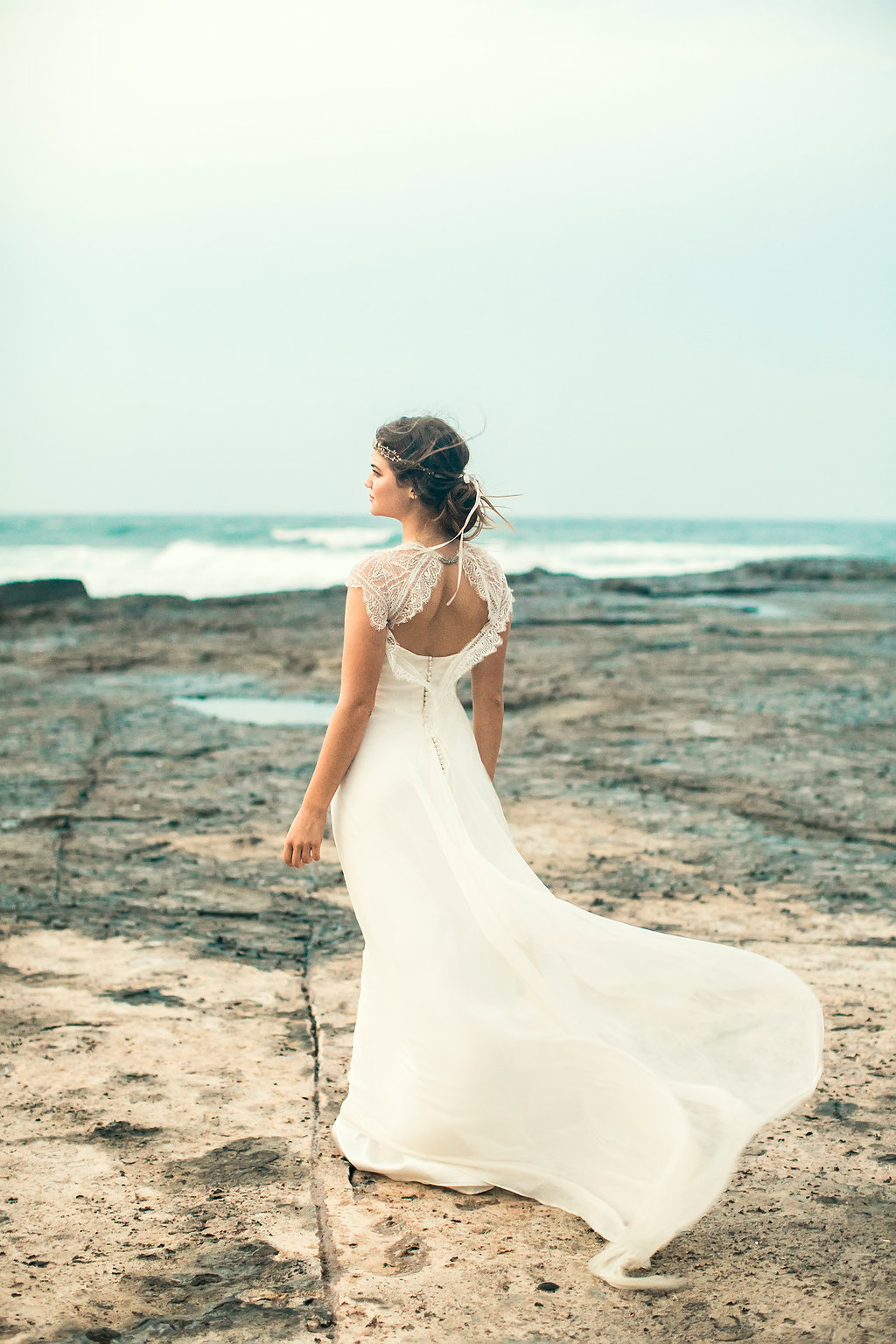Lace Gabby Gwendolynne Wedding Dress