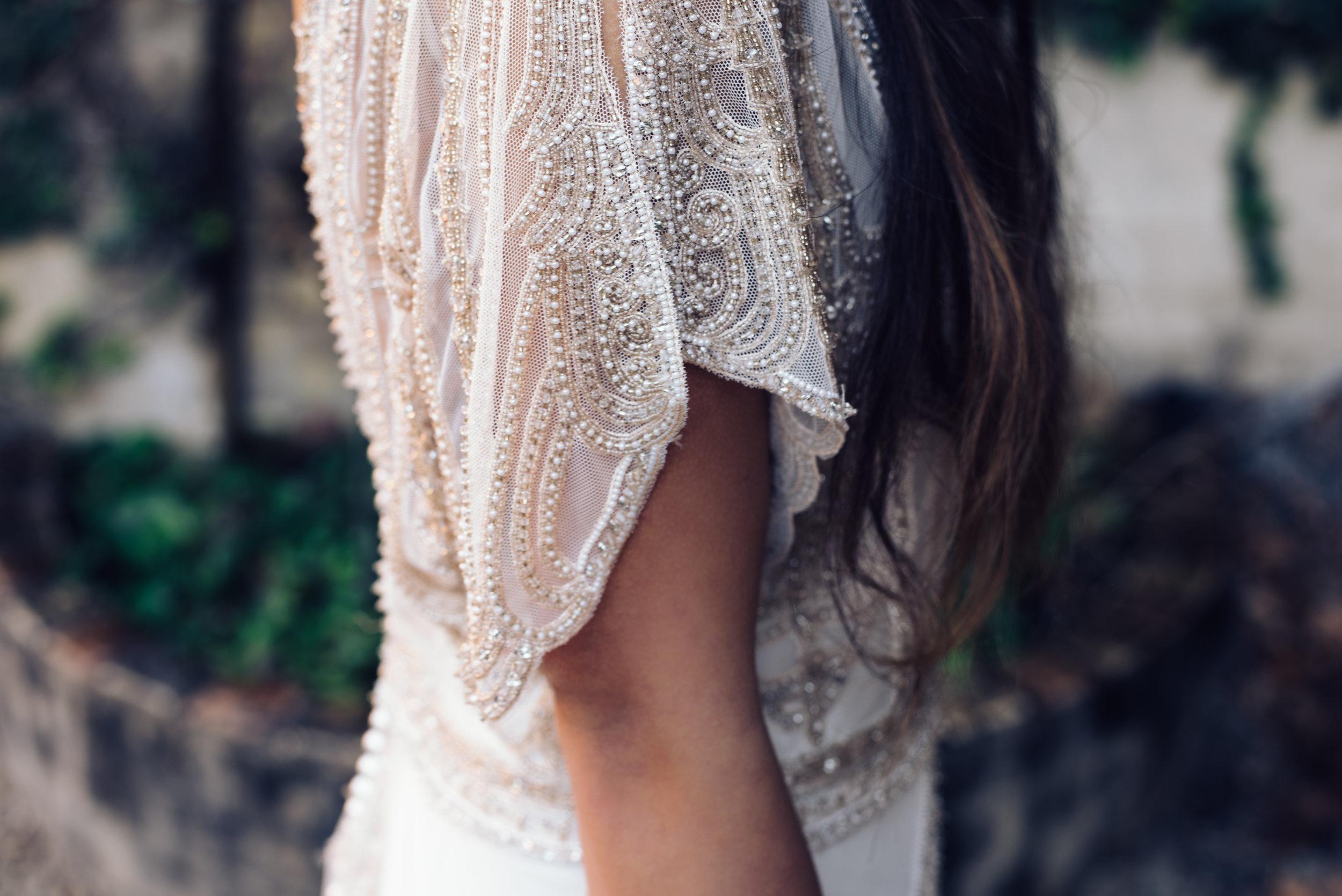 Innes Gwendolynne Wedding Dress