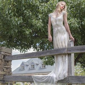 Gwendolynne Sabine gown