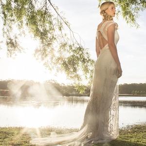 Gwendolynne Tara gown
