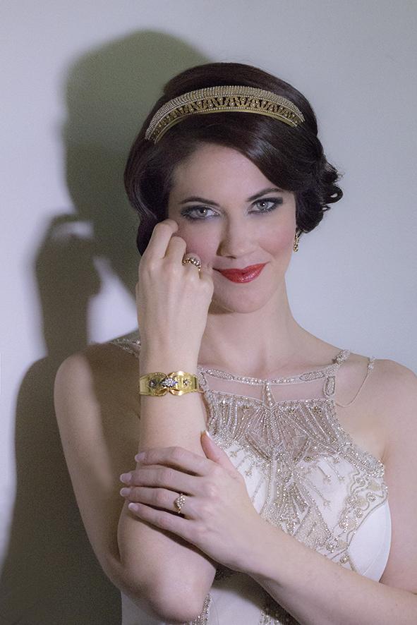 Kali Gwendolynne Wedding Dress
