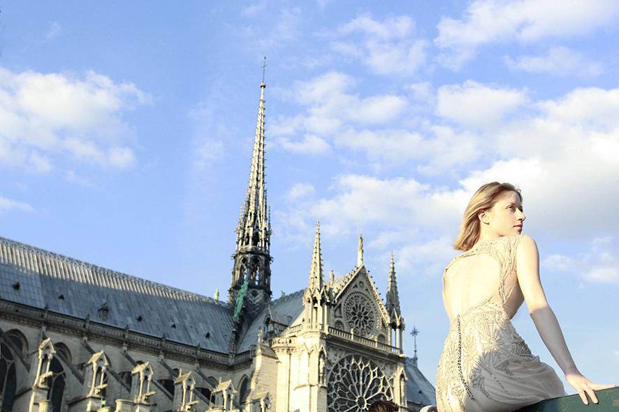Gwendolynne Wedding Dress Elke