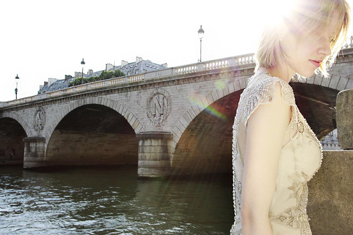 Gwendolynne Wedding Dress Polly