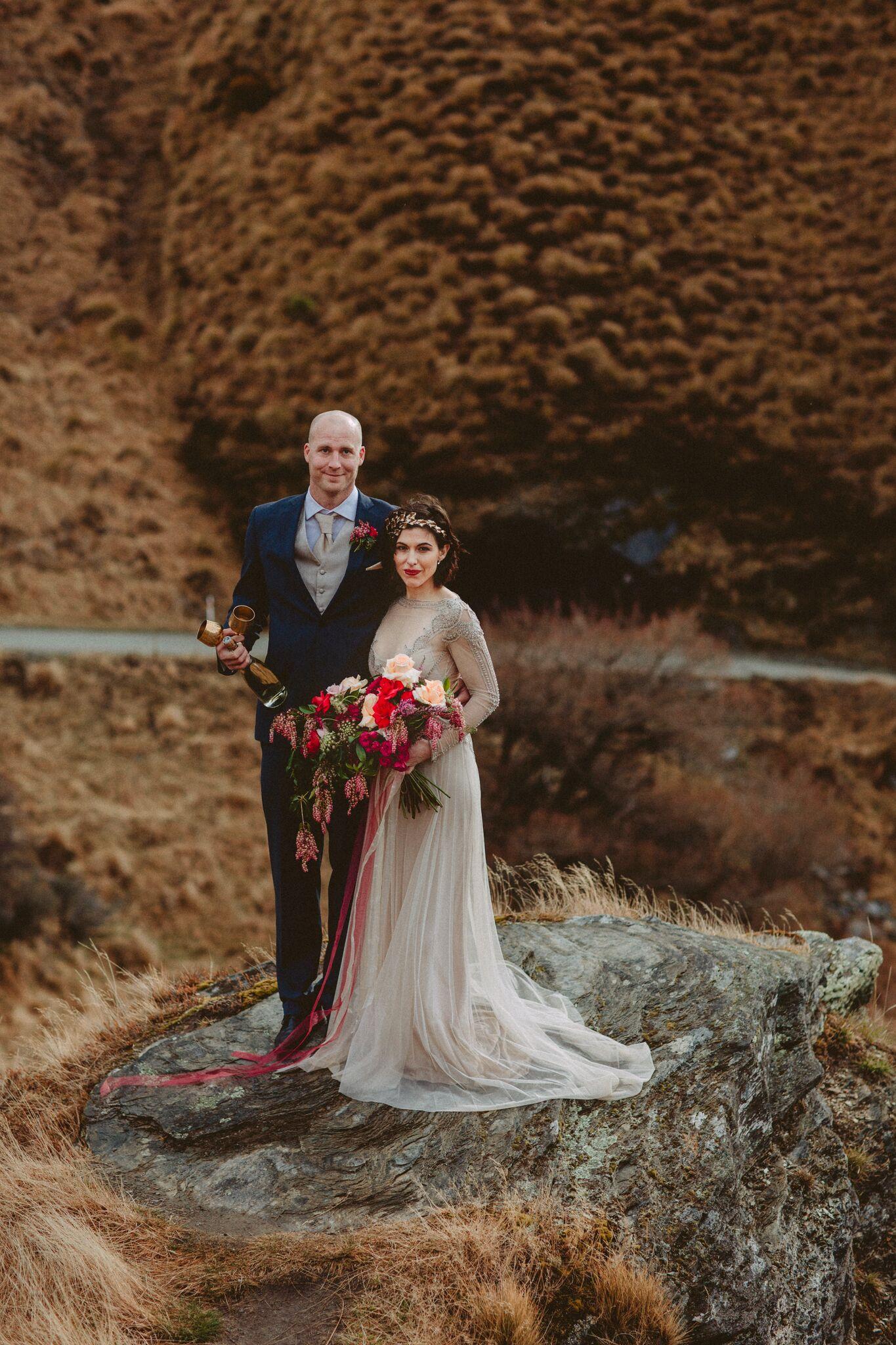 Gwendolynne Wedding Dress