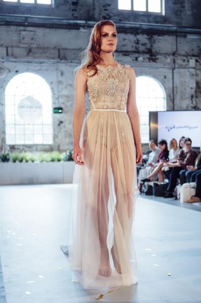 Gwendolynne Asha wedding dress