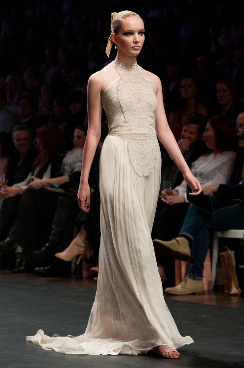 Gwendolynne Abbey Wedding Dress