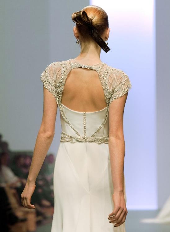 Gwendolynne Audrey Wedding Dress
