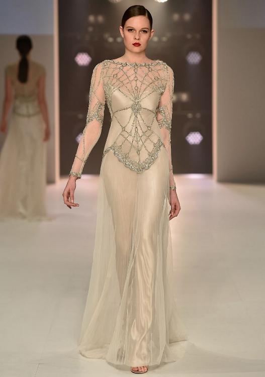 Gwendolynne Phoebe Wedding Dress