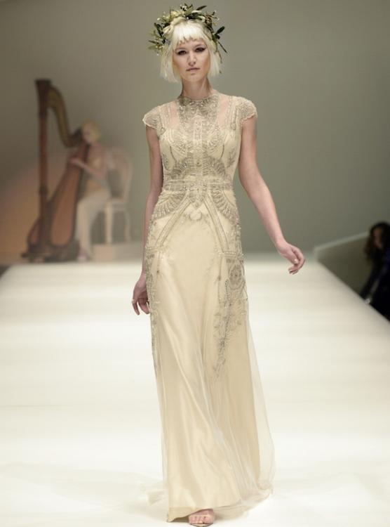 Gwendolynne Polly Wedding Dress