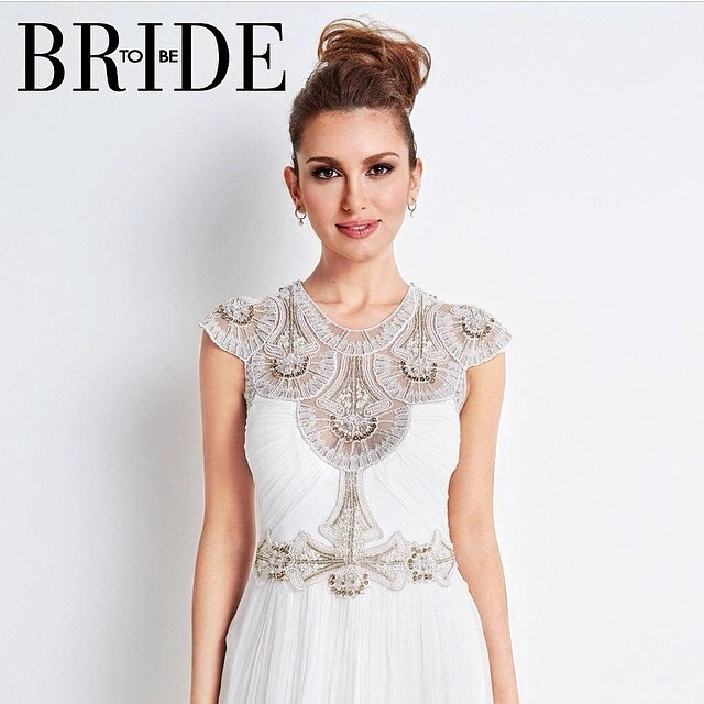Gwendolynne Hope wedding dress - Bride to Be