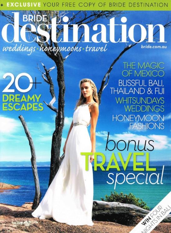 Bride Destination - Gwendolynen Drew wedding dress
