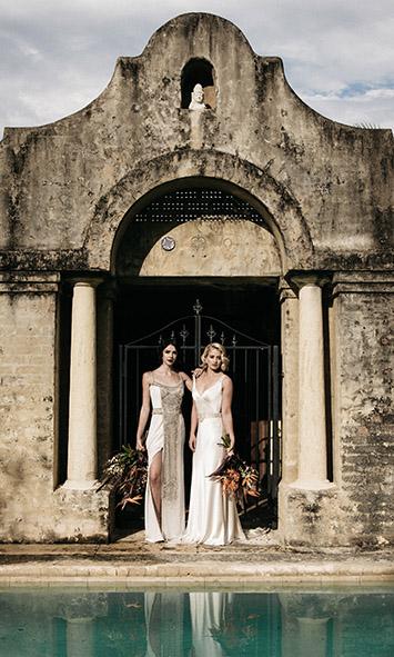YAsmina and Tasha Gwendolynne Wedding Dress Designer Melbourne EMPIREWeb(248).JPG