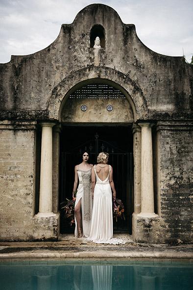 Yasmina and Tasha Gwendolynne Wedding Dress Designer Melbourne EMPIREWeb(254).JPG