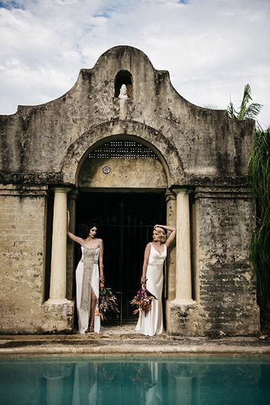 Yasmina and Tasha Gwendolynne Wedding Dress Designer Melbourne EMPIREWeb(275).JPG