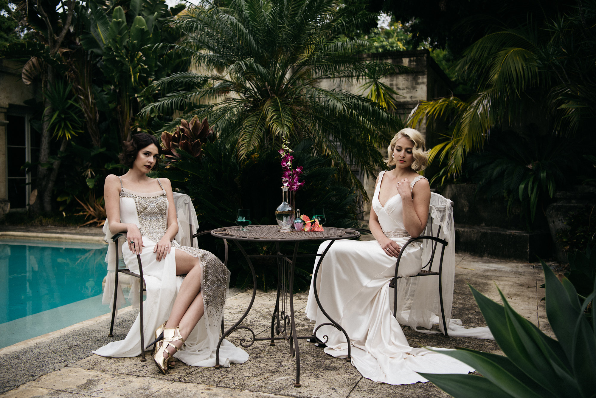 Yasmina and Tasha Gwendolynne Wedding Dress Designer Melbourne EMPIREWeb(215).JPG