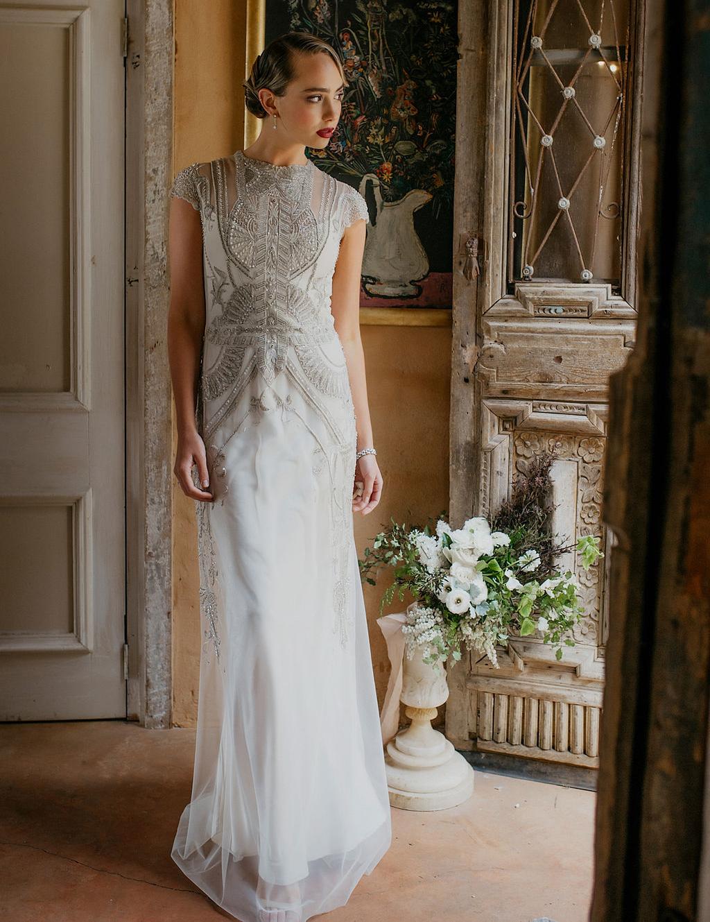 Custom Designer Wedding Dresses Melbourne For Modern And Art