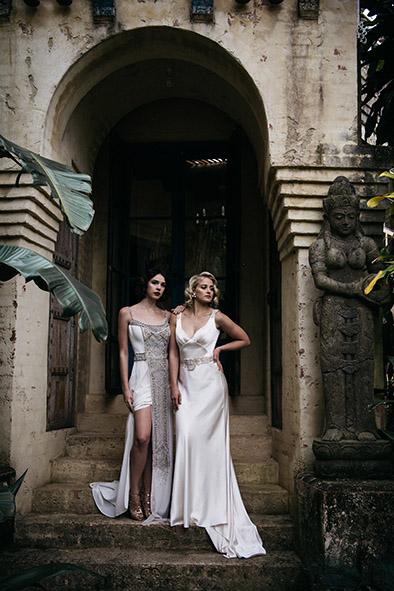 Yasmina and Tasha