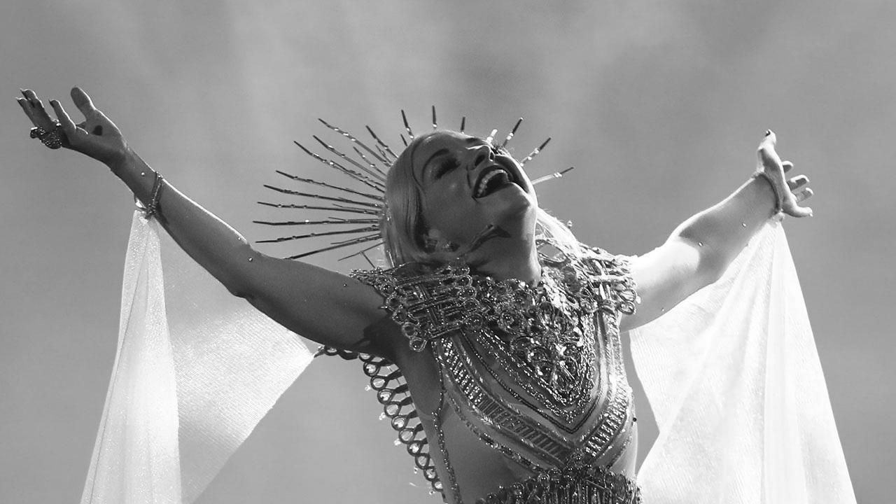 Kate Miller-Heidke  for SBSAustralia Decides  Eurovision