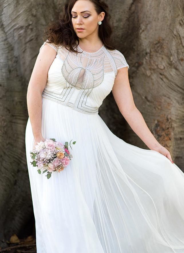 Plus Size Wedding Dress Designers.Gwendolynne