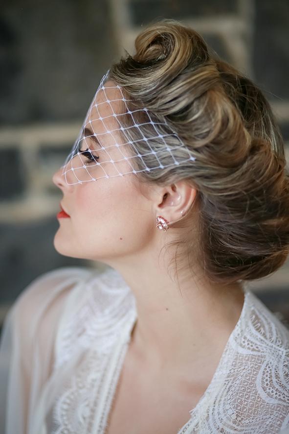 Birdcage Net veil
