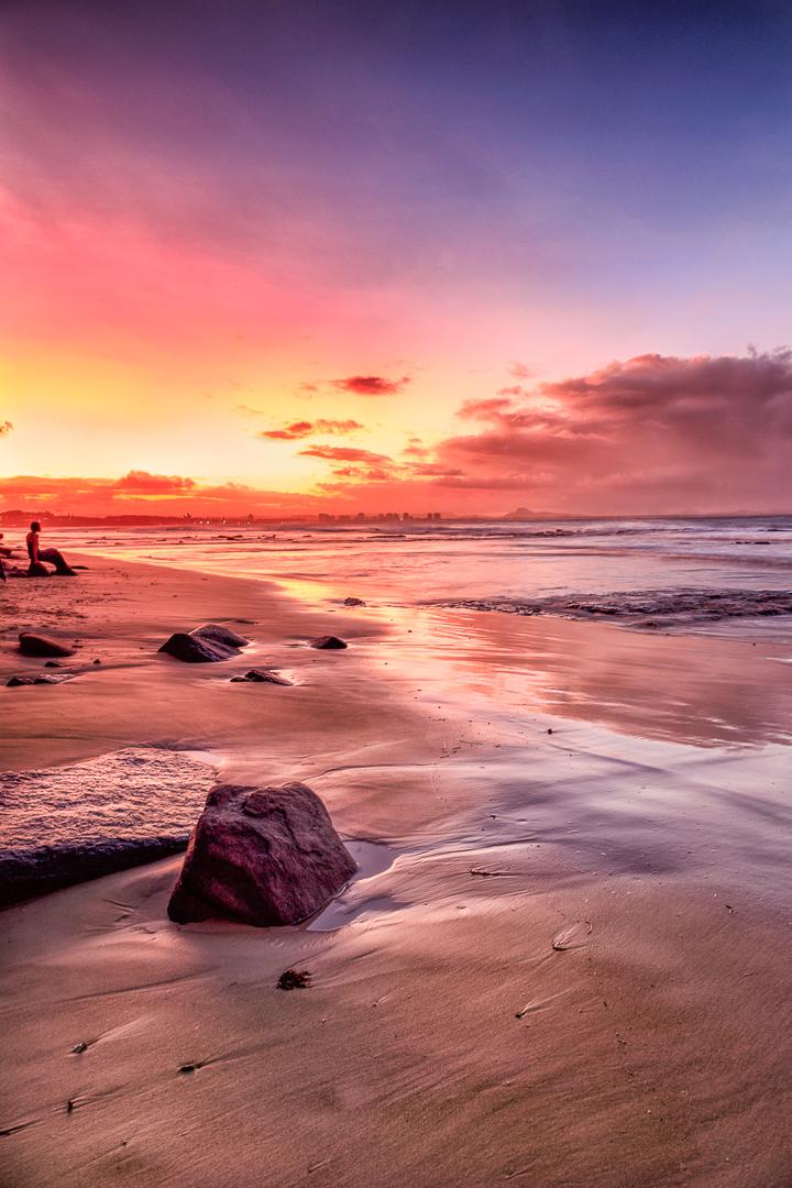 Point Cartwright Sunset