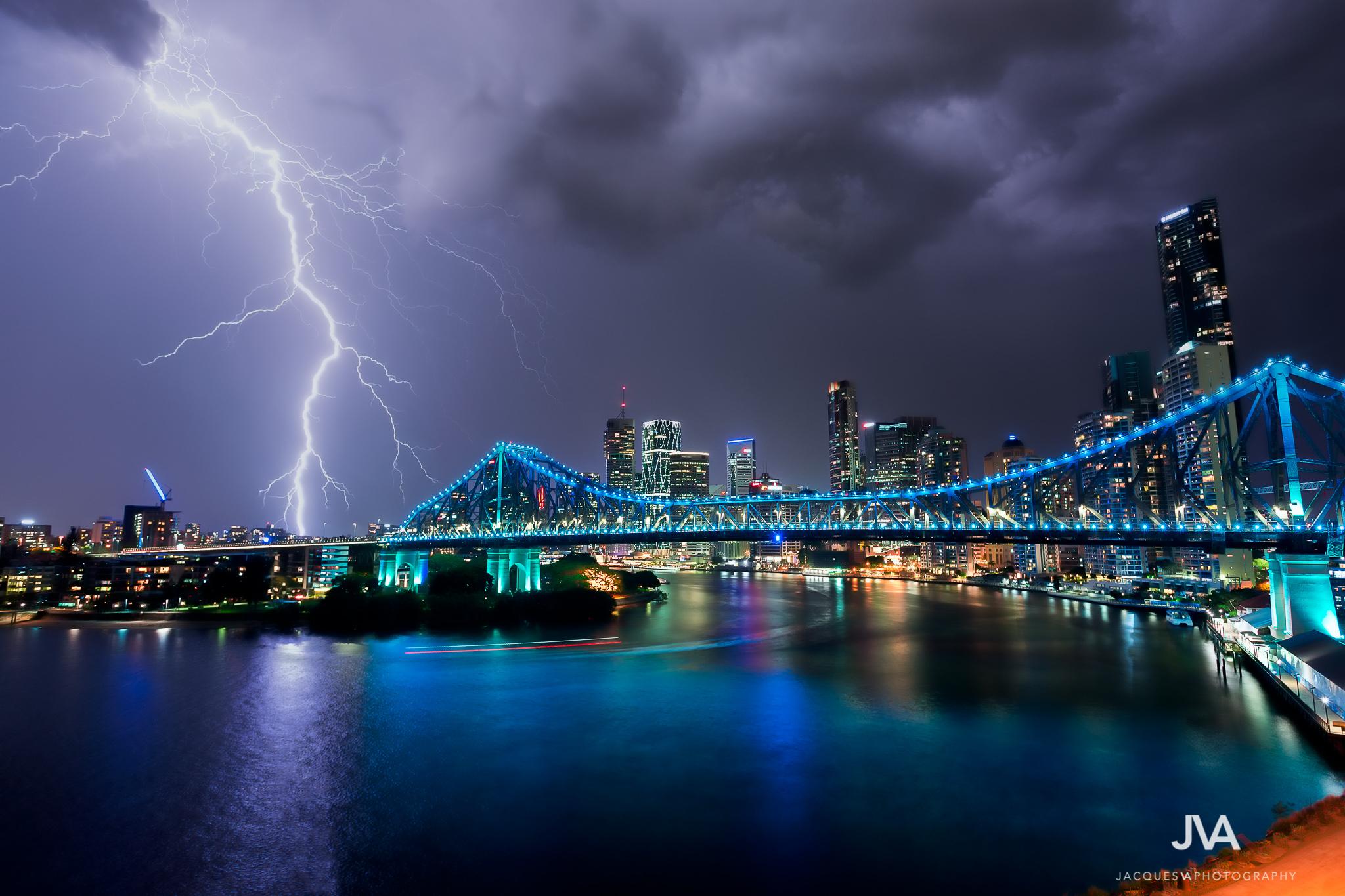 Story Bridge Lighting