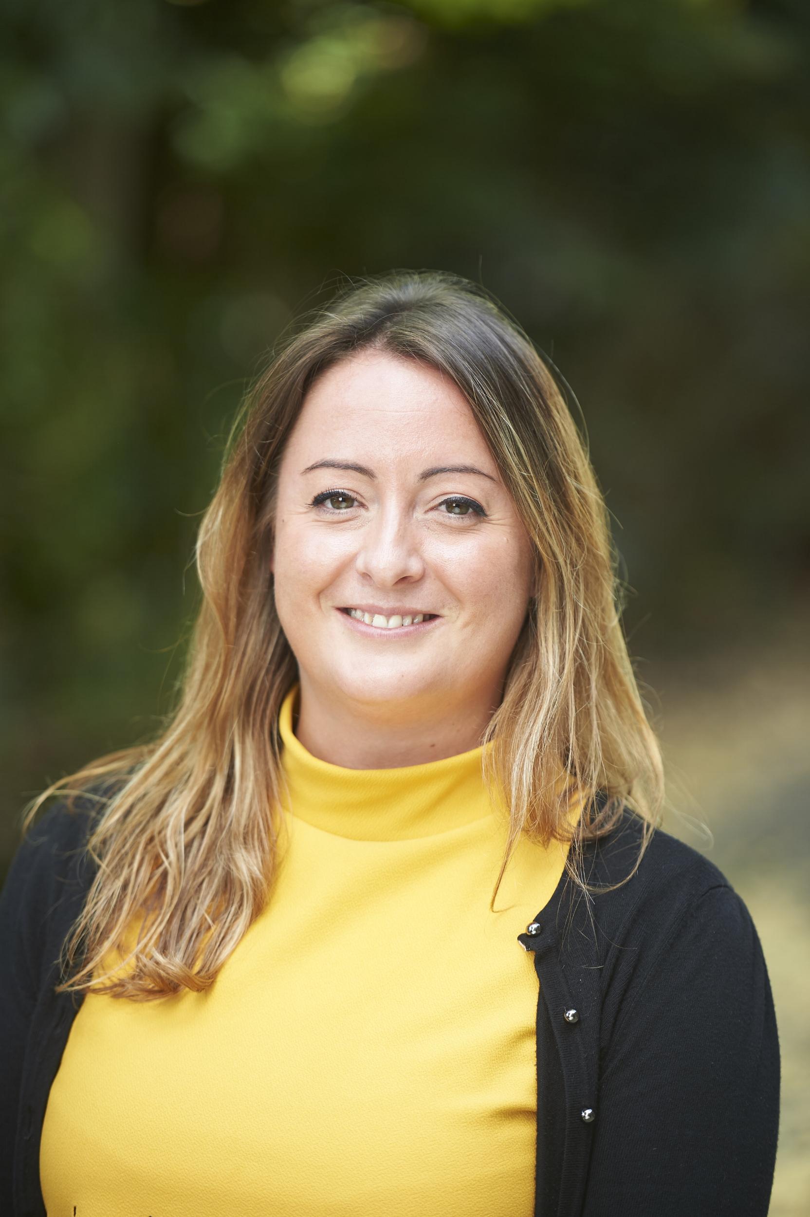Cathy johnson  / deputy headteacher