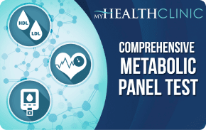My Health Comprehensive Metabolic Panel Test    ₱4,500 one-time payment   One-time use health package that monitors fluid balance and assesses kidney and liver function.