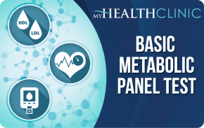 My Health Basic Metabolic Panel Test    ₱3,500 one-time payment   One-time use health package that monitors fluid balance and assesses kidney and liver function.