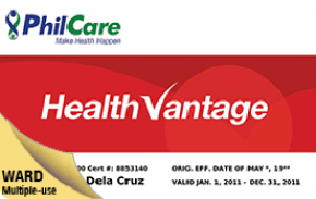 PhilCare Health Vantage Adults 40k E-voucher    ₱3,750 one-time payment   Multiple-use for emergency & hospitalization coverage up to ₱ 40,000 for 18-60 years old