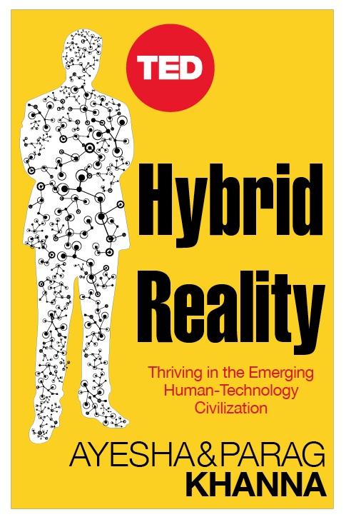Hybrid Reality Book