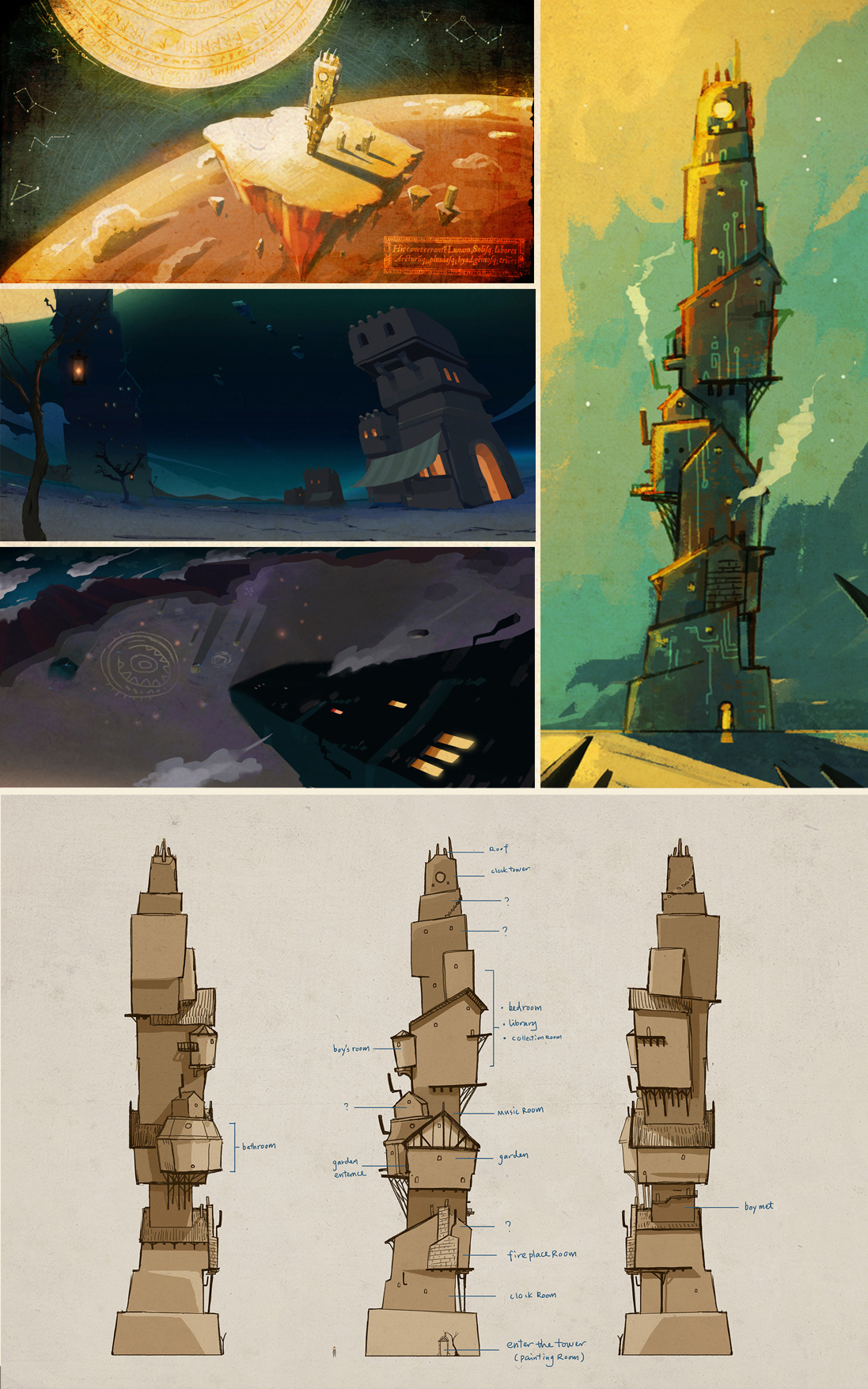 We'd like to thank Concept artist Tang, who is helping the project voluntarily .