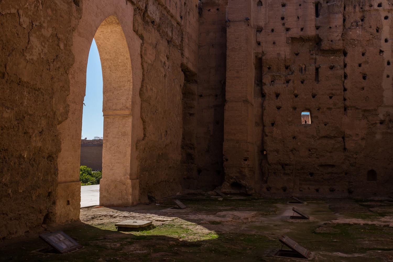 21. El Badii Palace