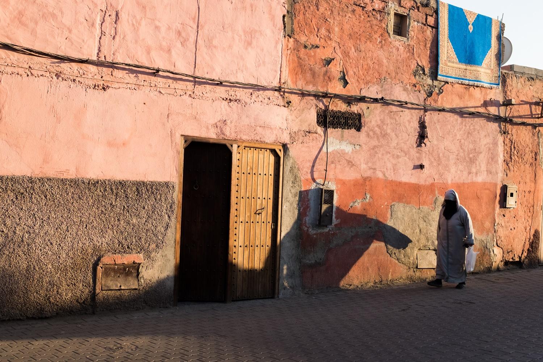 30. Medina streets