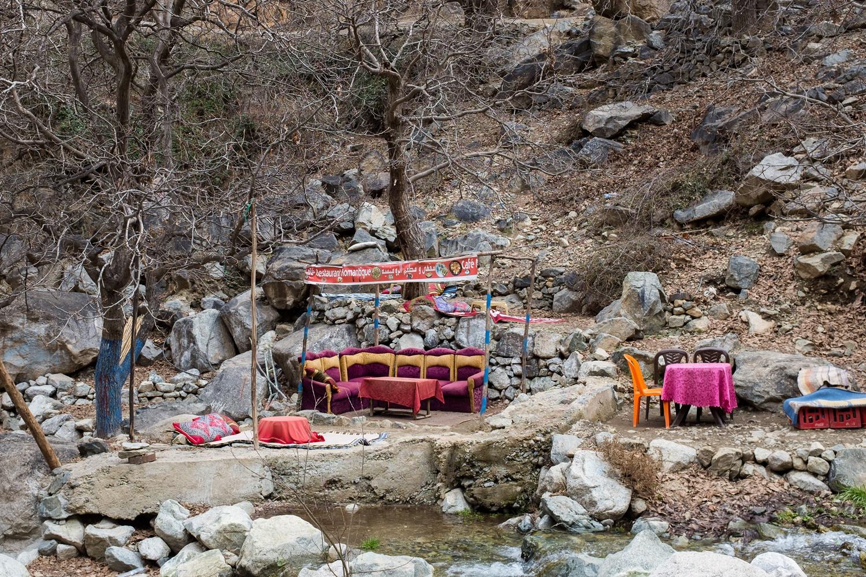 A romantic spot?