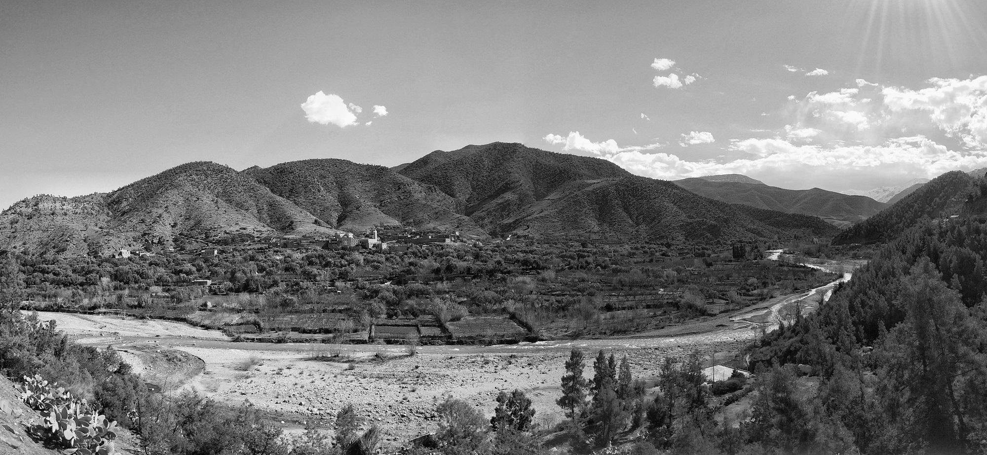 Ourika Valley. Taken with Google Pixel.