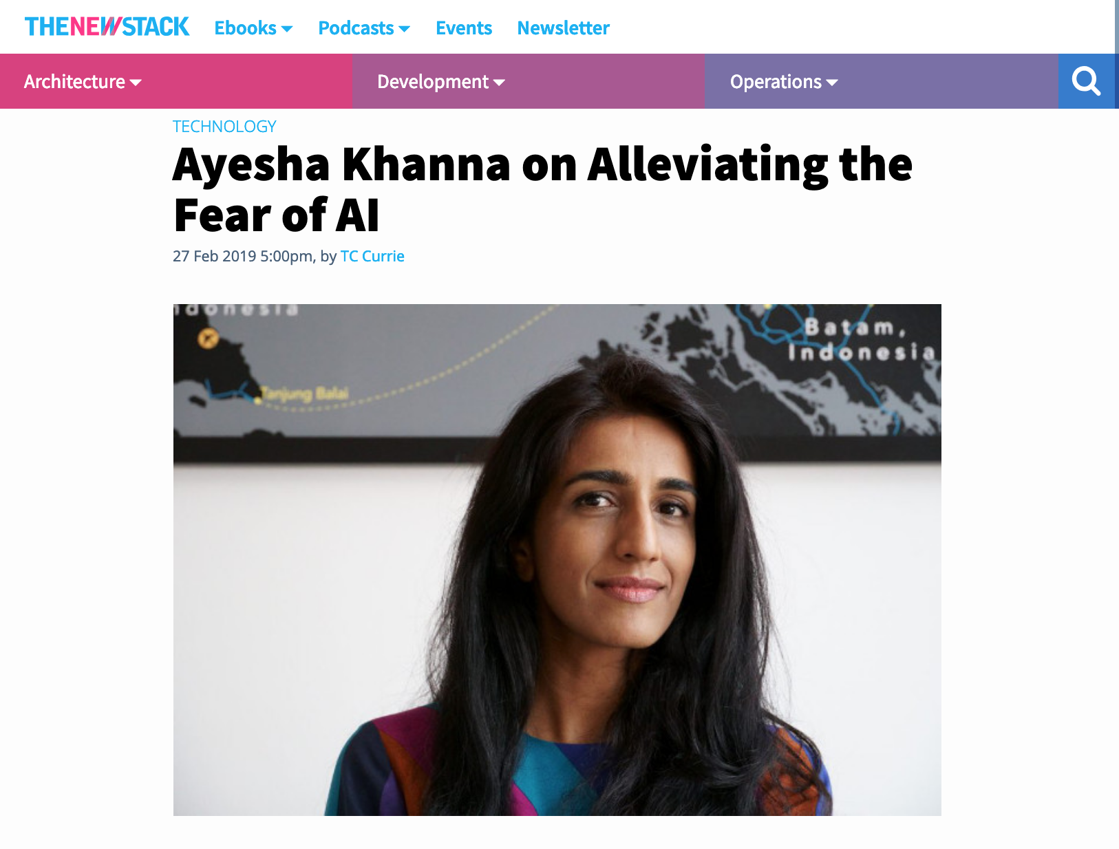 Ayesha Khanna-The New Stack .png