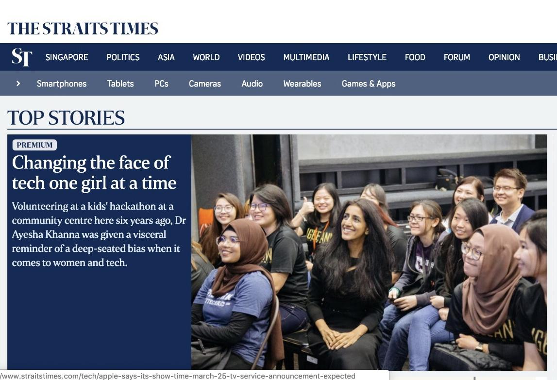 Ayesha Khanna - The Straits Times.jpg