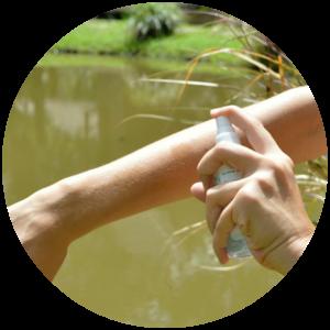 Citrefine Citriodiol insect repellent
