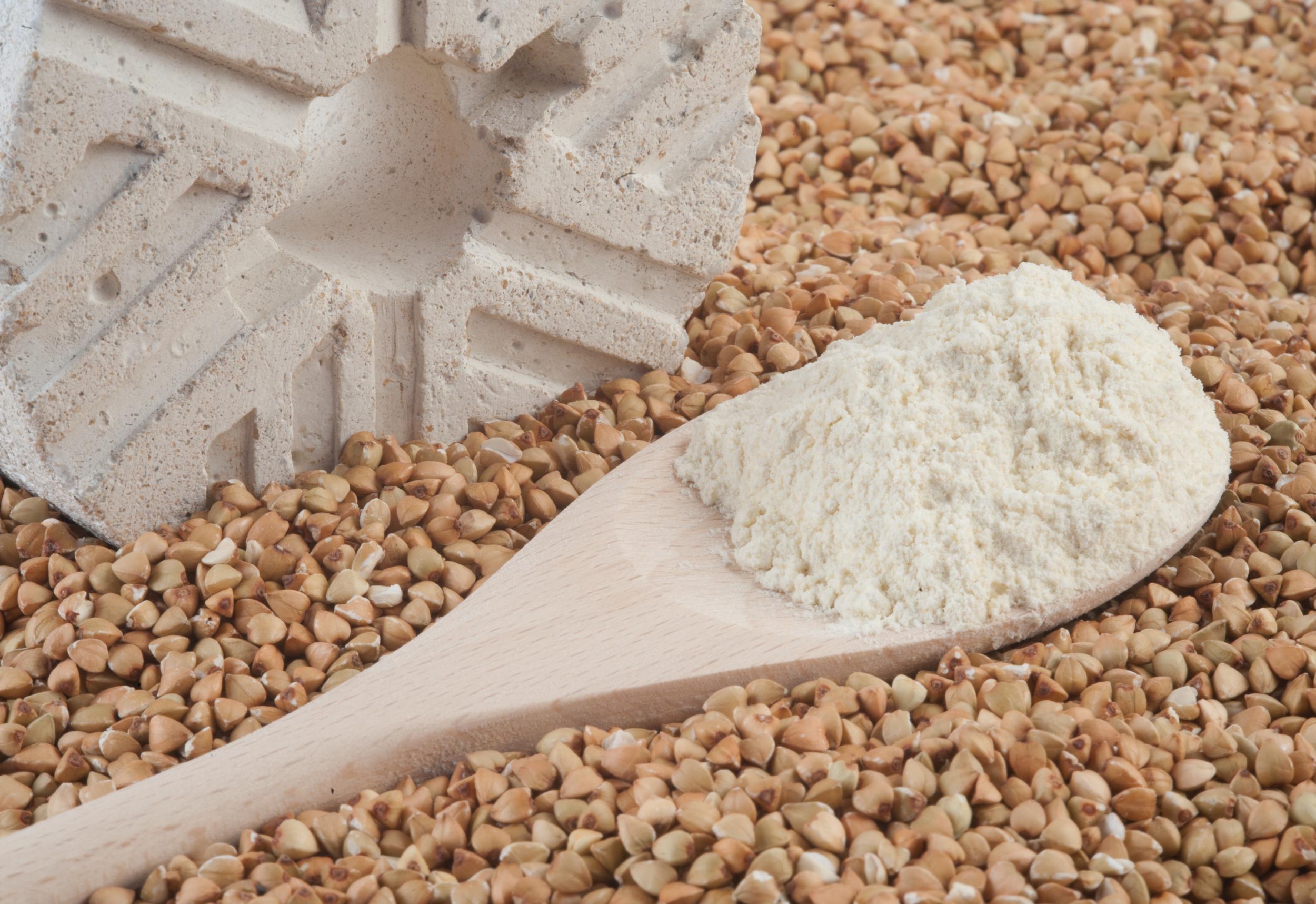 Harina de Trigo Sarraceno  Buckwheat Flour